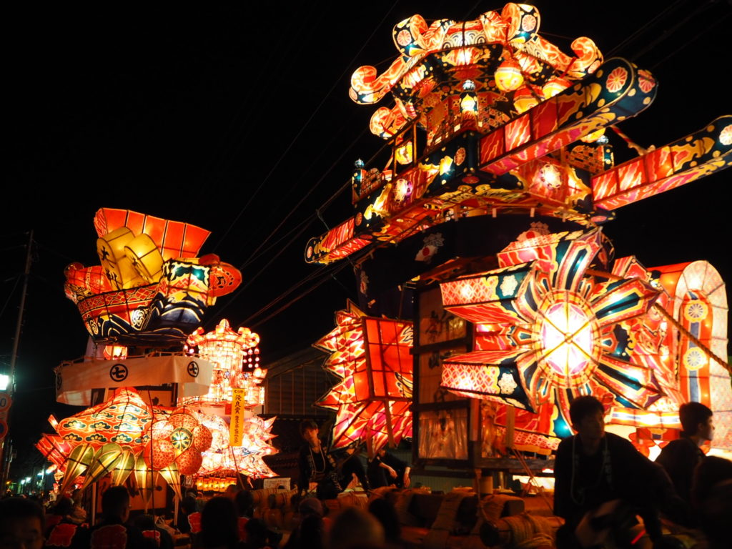福野夜高祭2