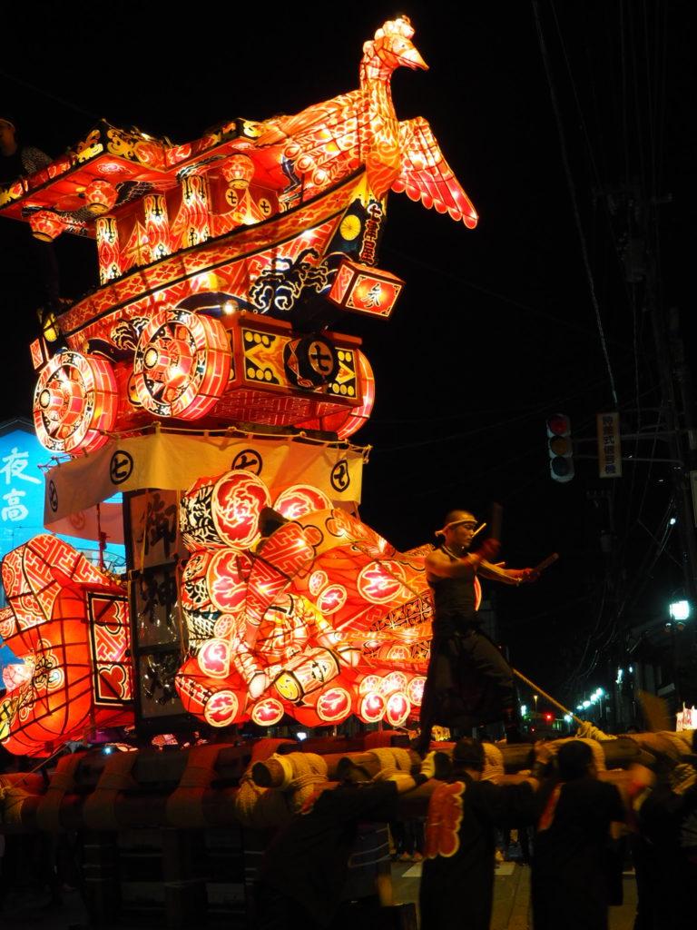 福野夜高祭3