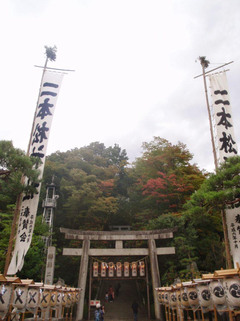 二本松神社1