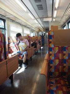 えちごトキめき鉄道日本海ひすいライン2