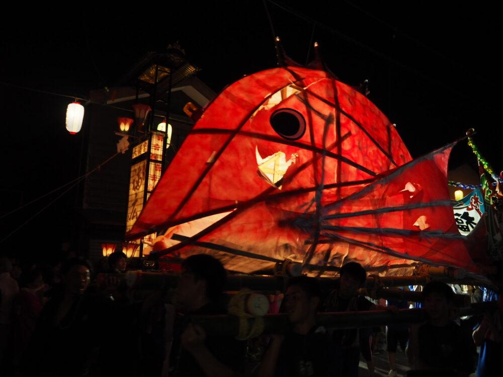 輪島大祭1