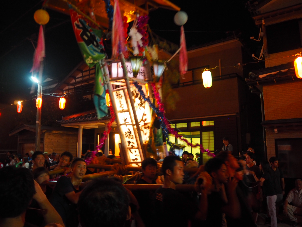 輪島大祭2