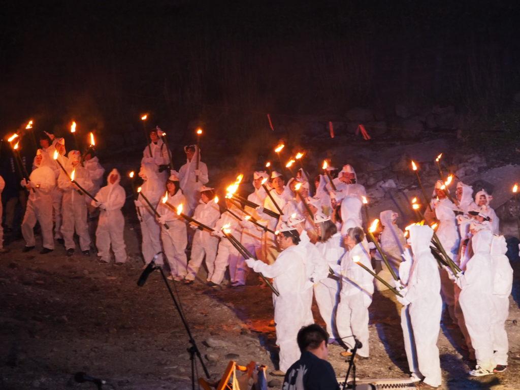 御神火祭2