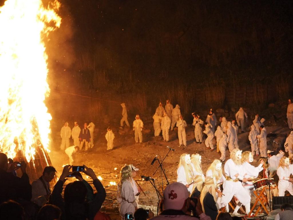 御神火祭3