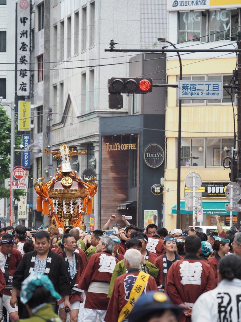 花園神社例大祭1