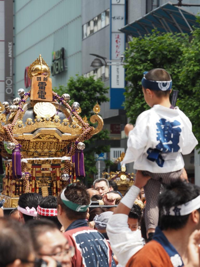 花園神社例大祭6