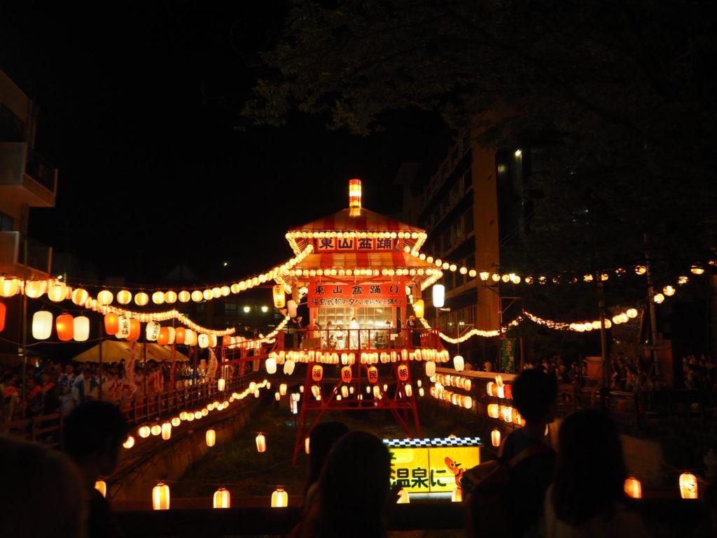 東山盆踊り3