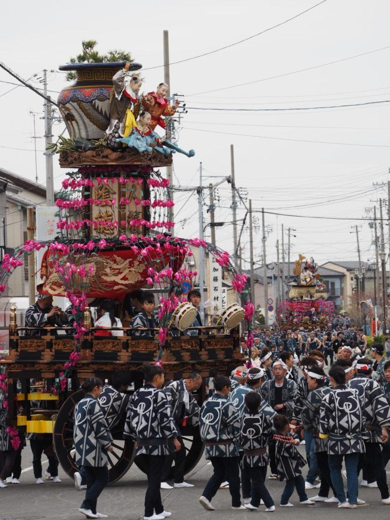遠州横須賀三熊野神社大祭1