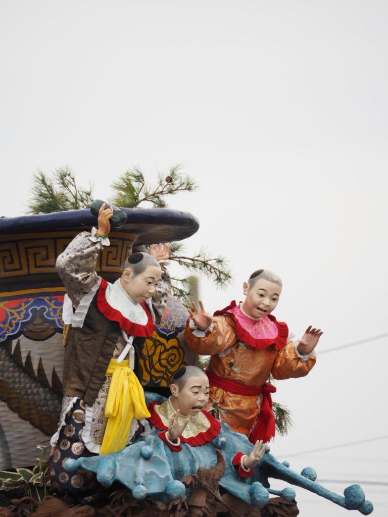 遠州横須賀三熊野神社大祭2