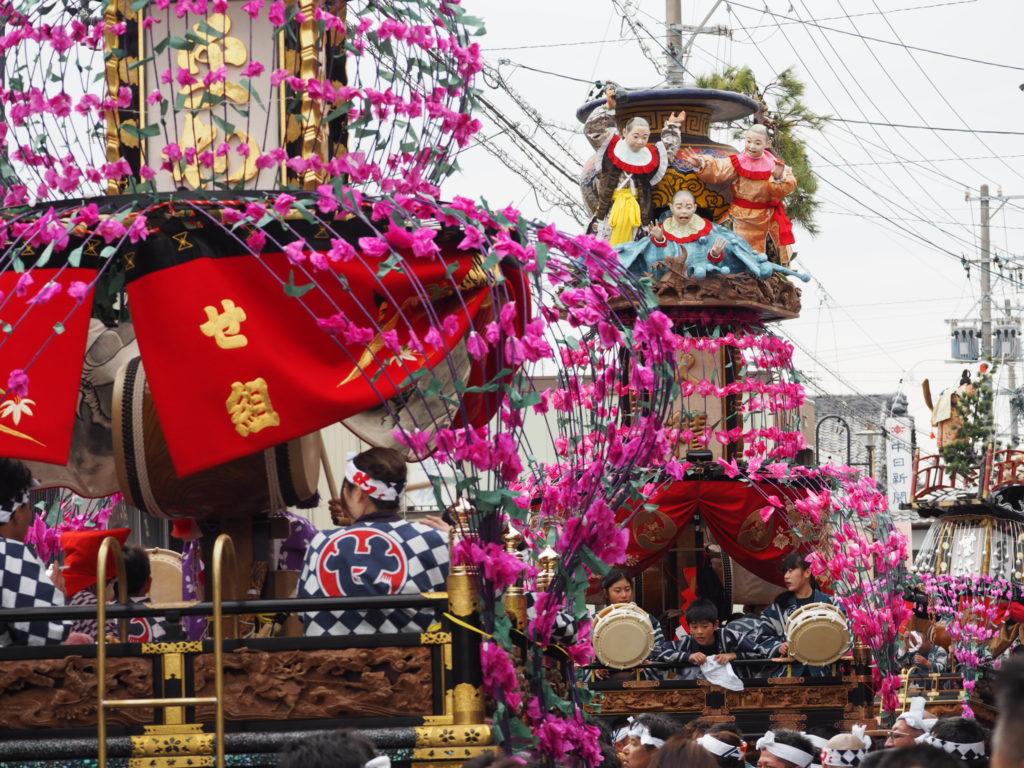 遠州横須賀三熊野神社大祭5