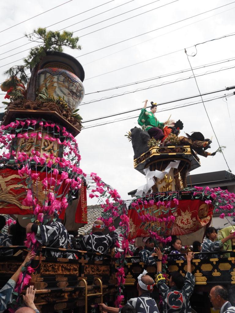 遠州横須賀三熊野神社大祭6