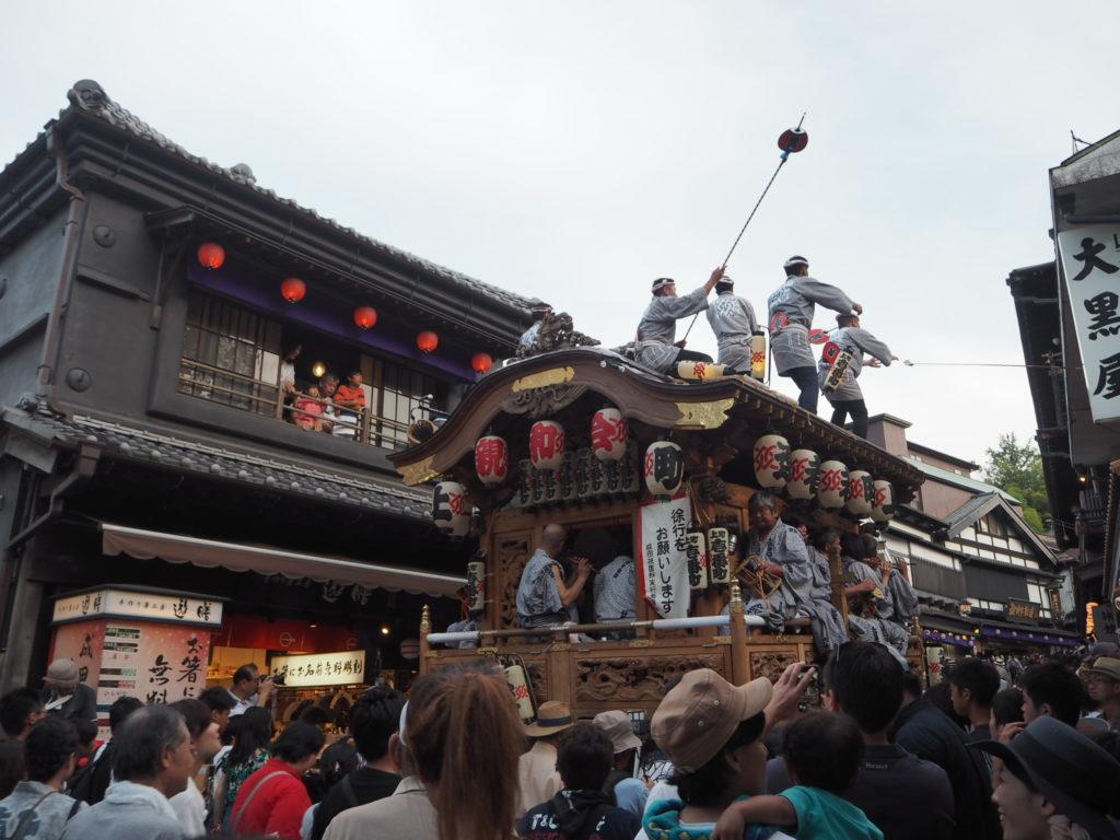 成田祇園祭3