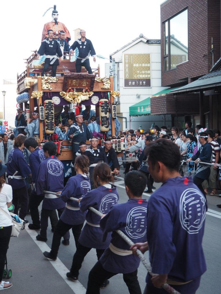 成田祇園祭2