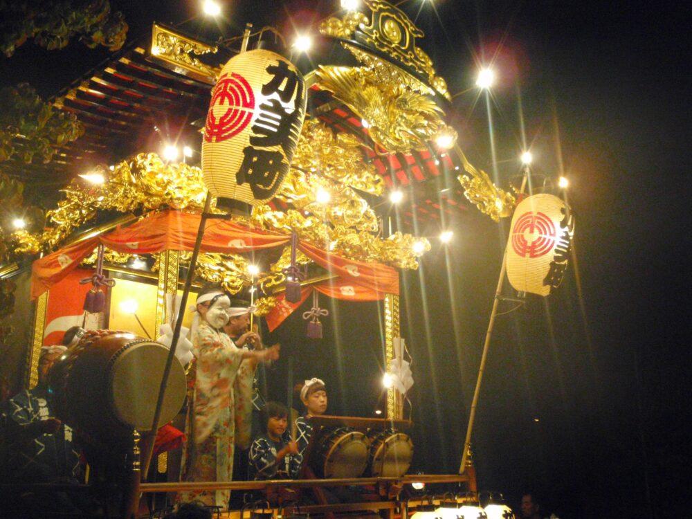 平井のお祭り