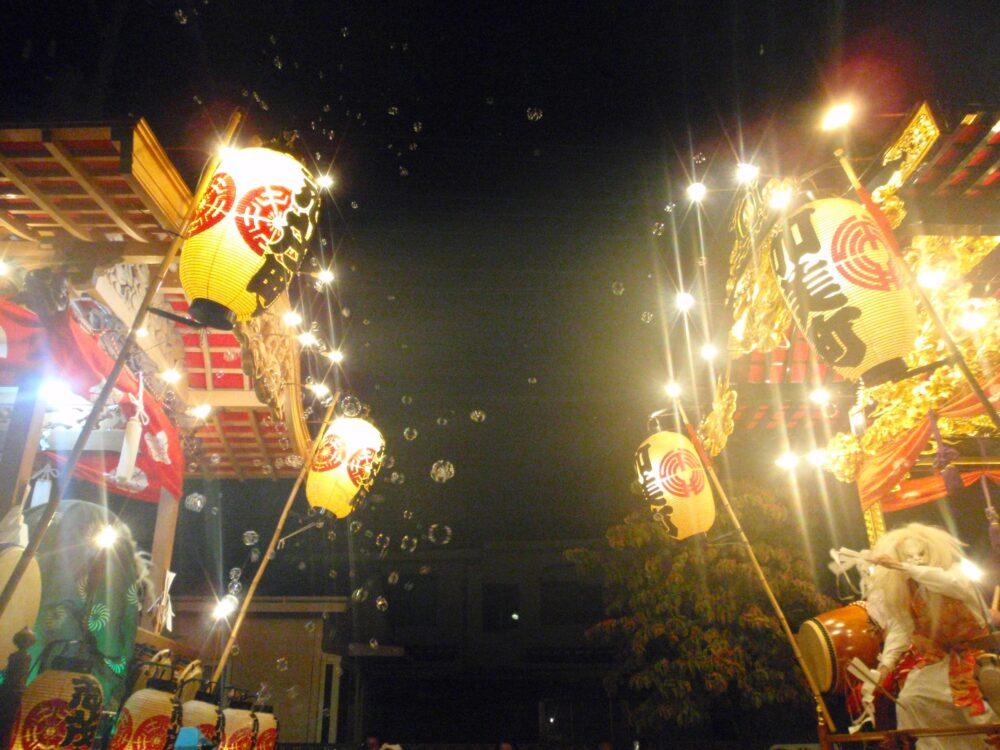 阿伎留神社例大祭3