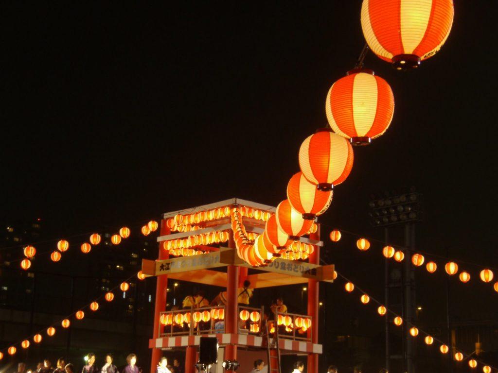 大江戸まつり盆踊り大会2