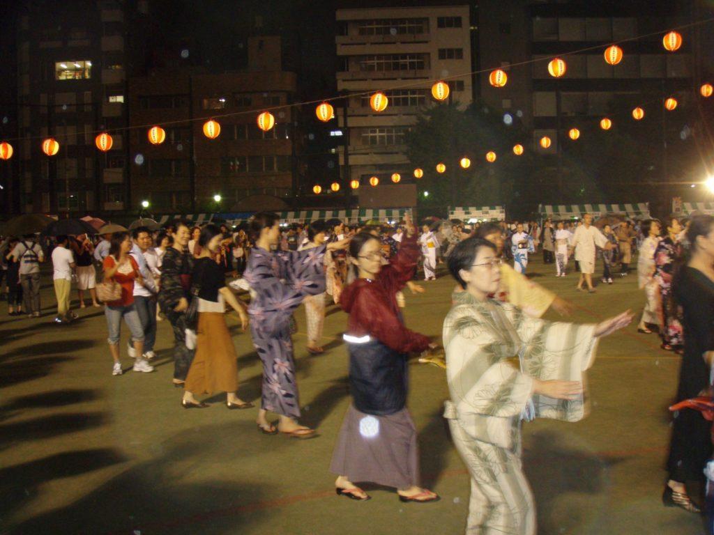 大江戸まつり盆踊り大会4