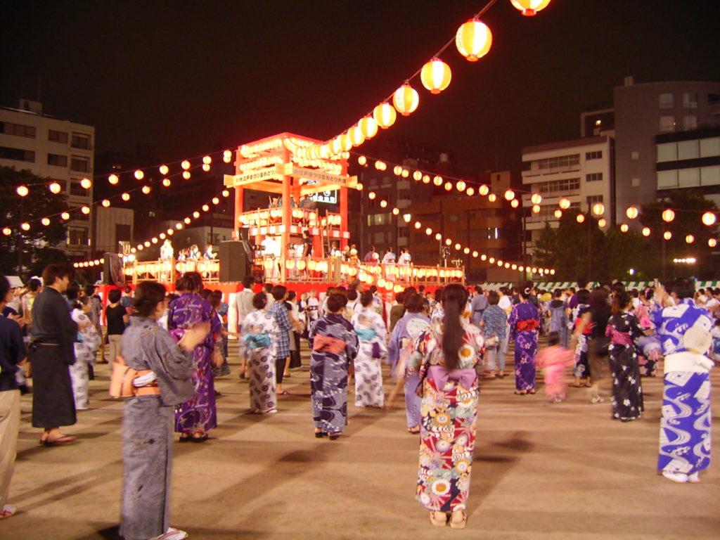 大江戸まつり盆踊り大会5