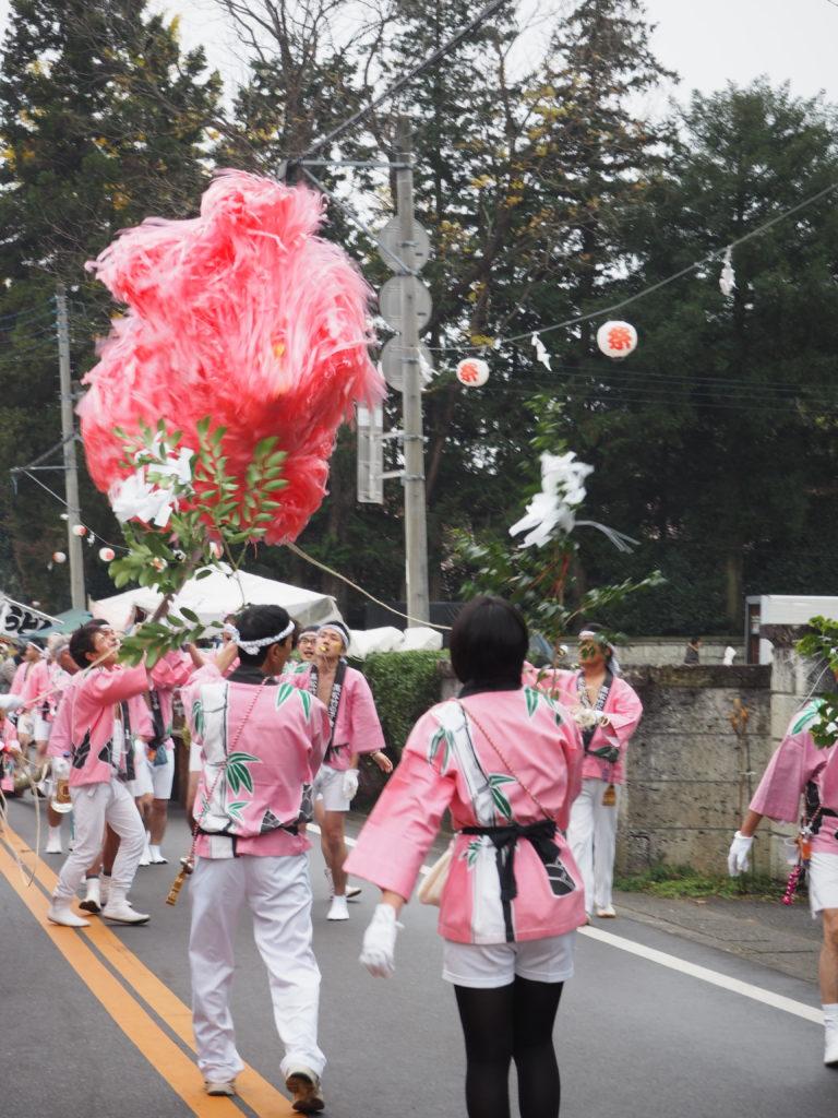 羽黒山梵天祭り1