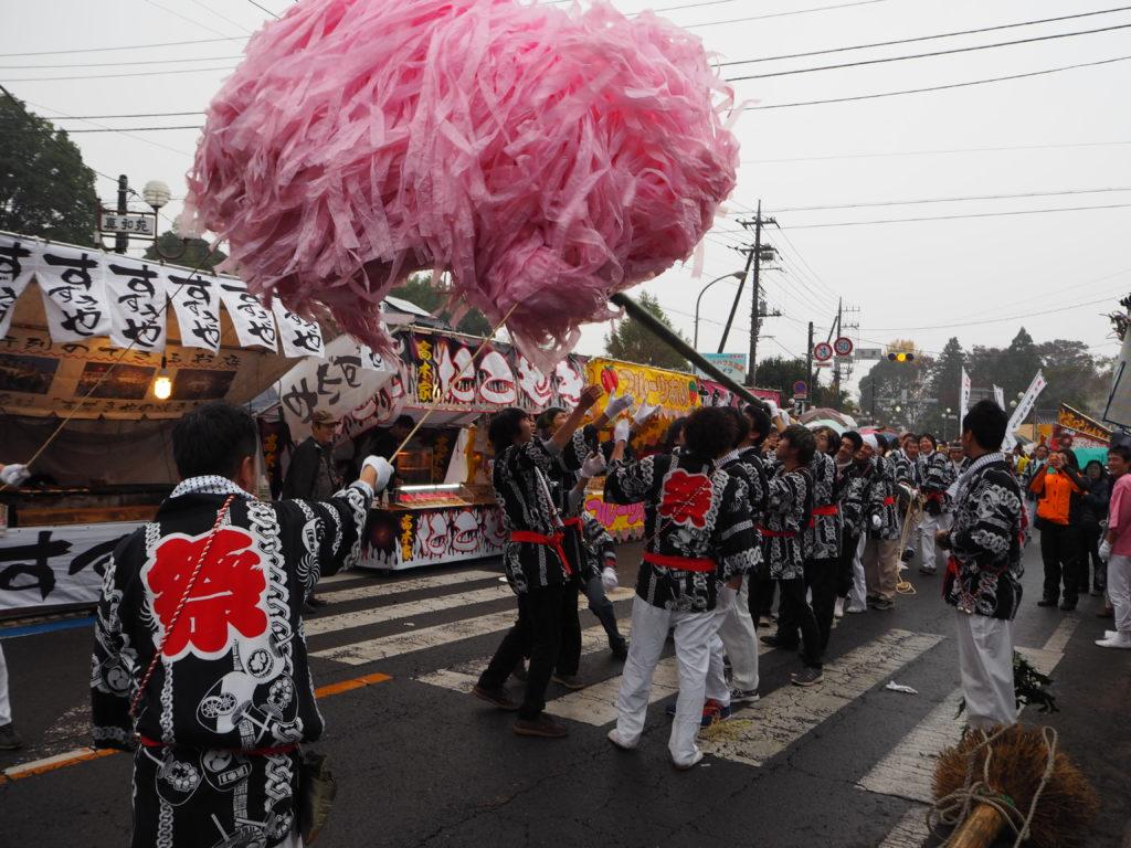 羽黒山梵天祭り2