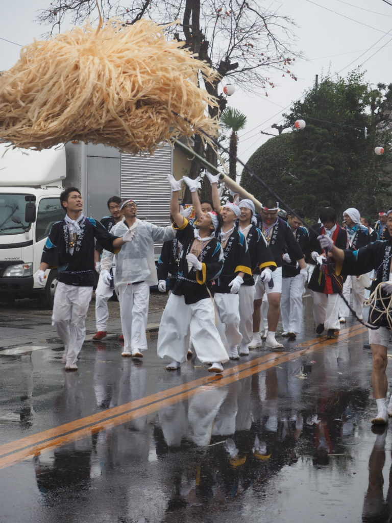 羽黒山梵天祭り4