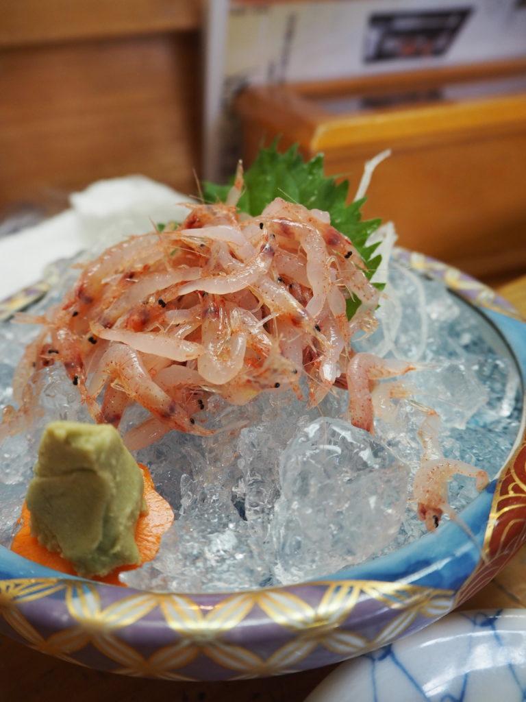 地魚定 桜エビ