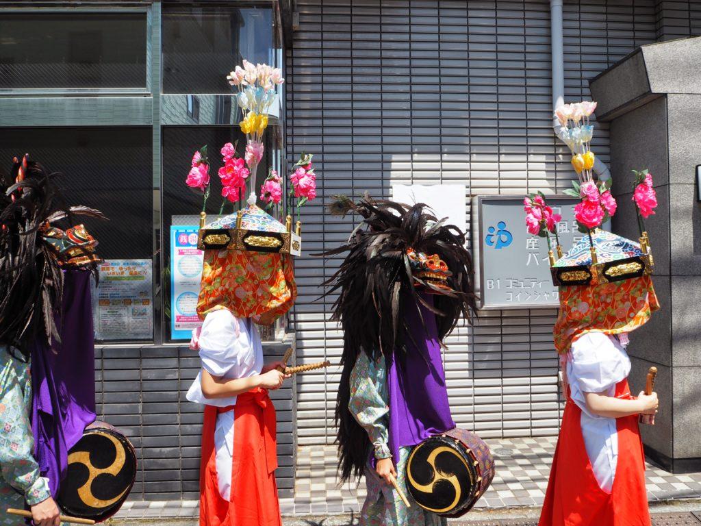 長崎獅子舞3