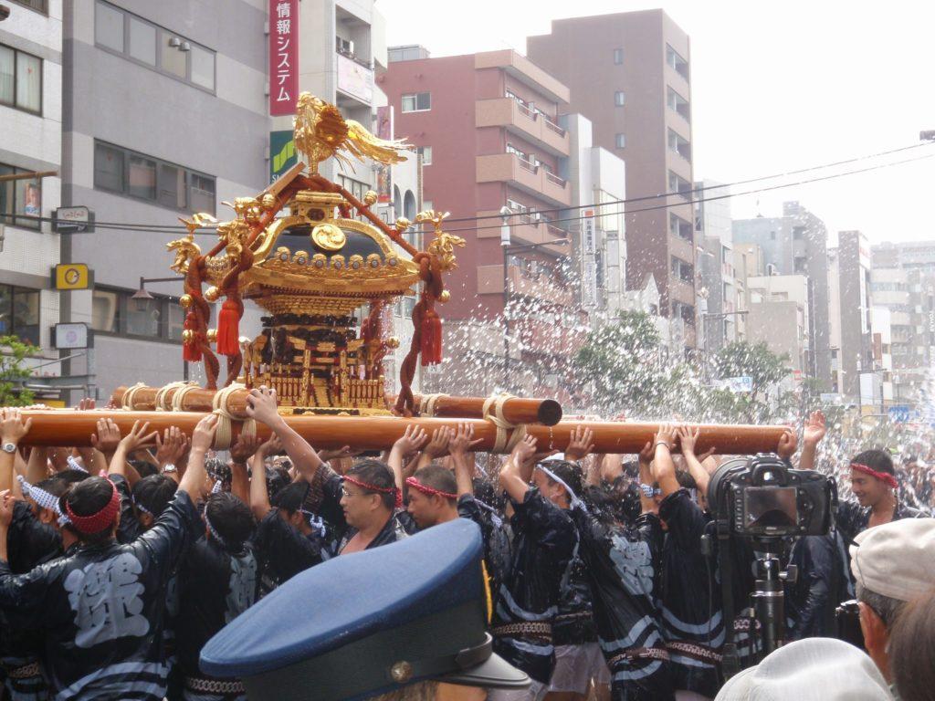 富岡八幡宮例大祭1