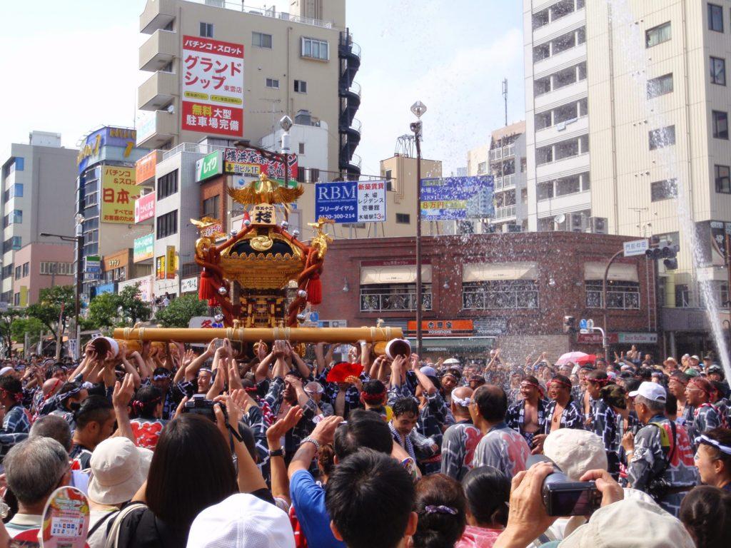 富岡八幡宮例大祭2