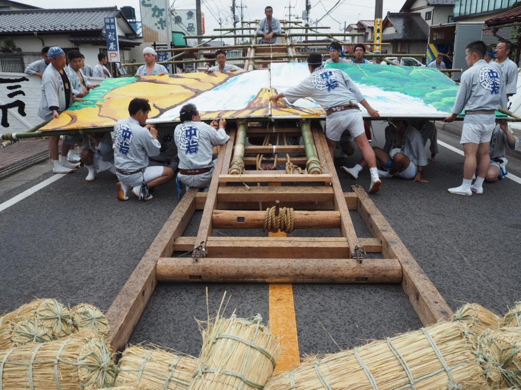 山あげ祭1
