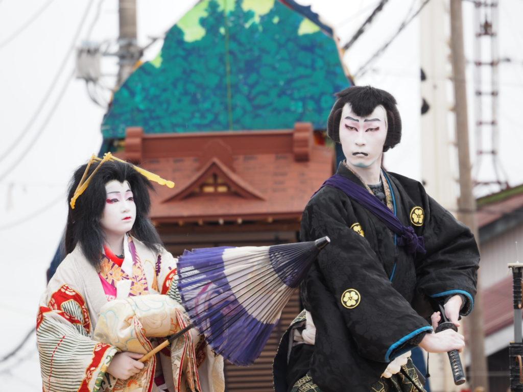 山あげ祭2