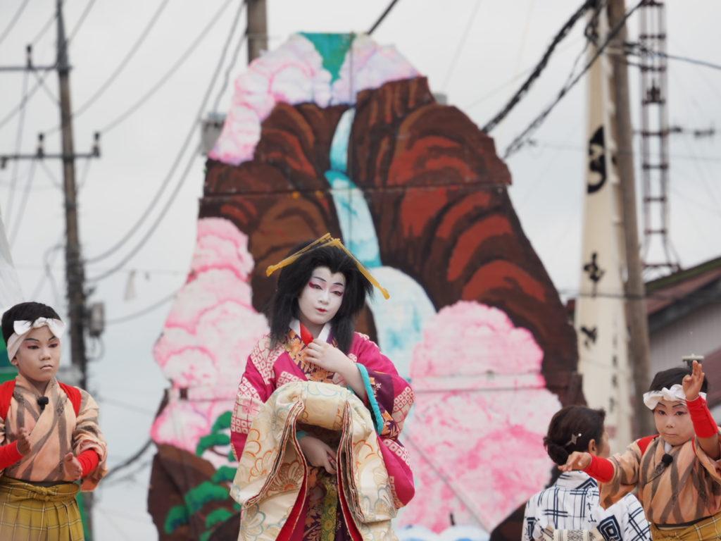 山あげ祭3