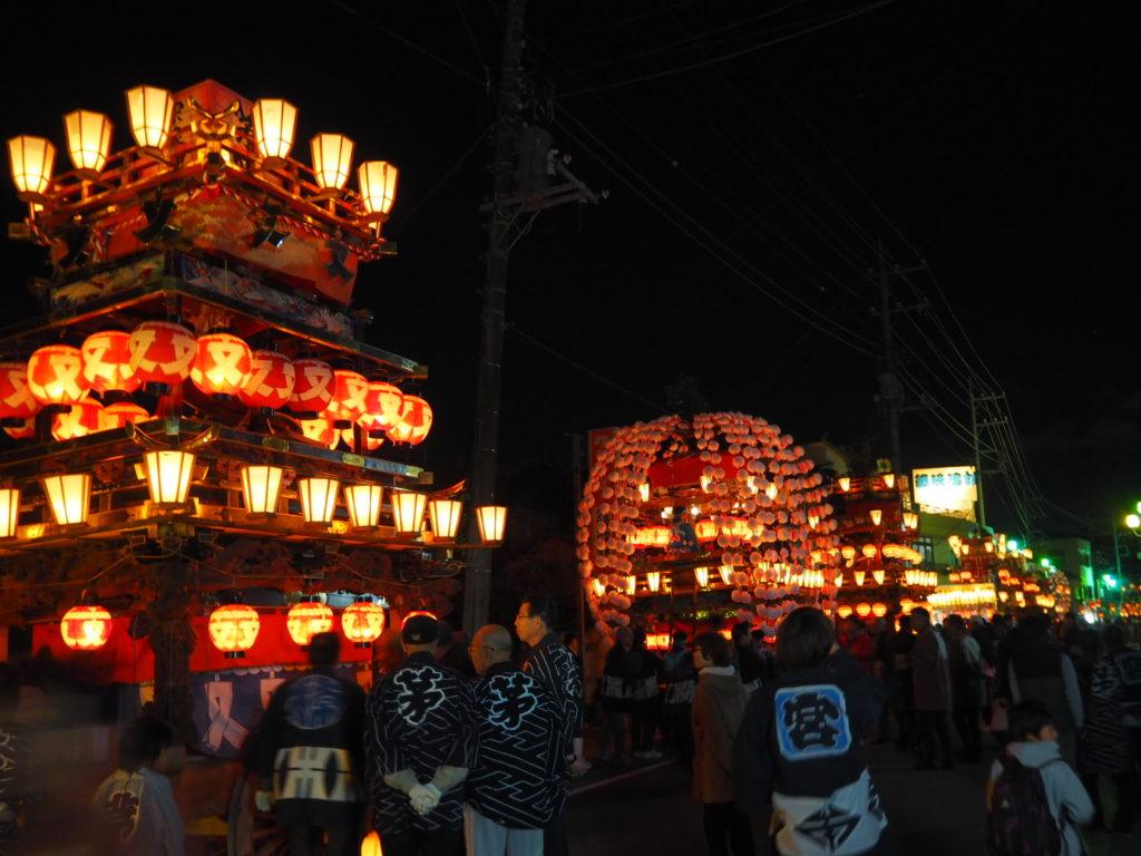 寄居秋祭り2