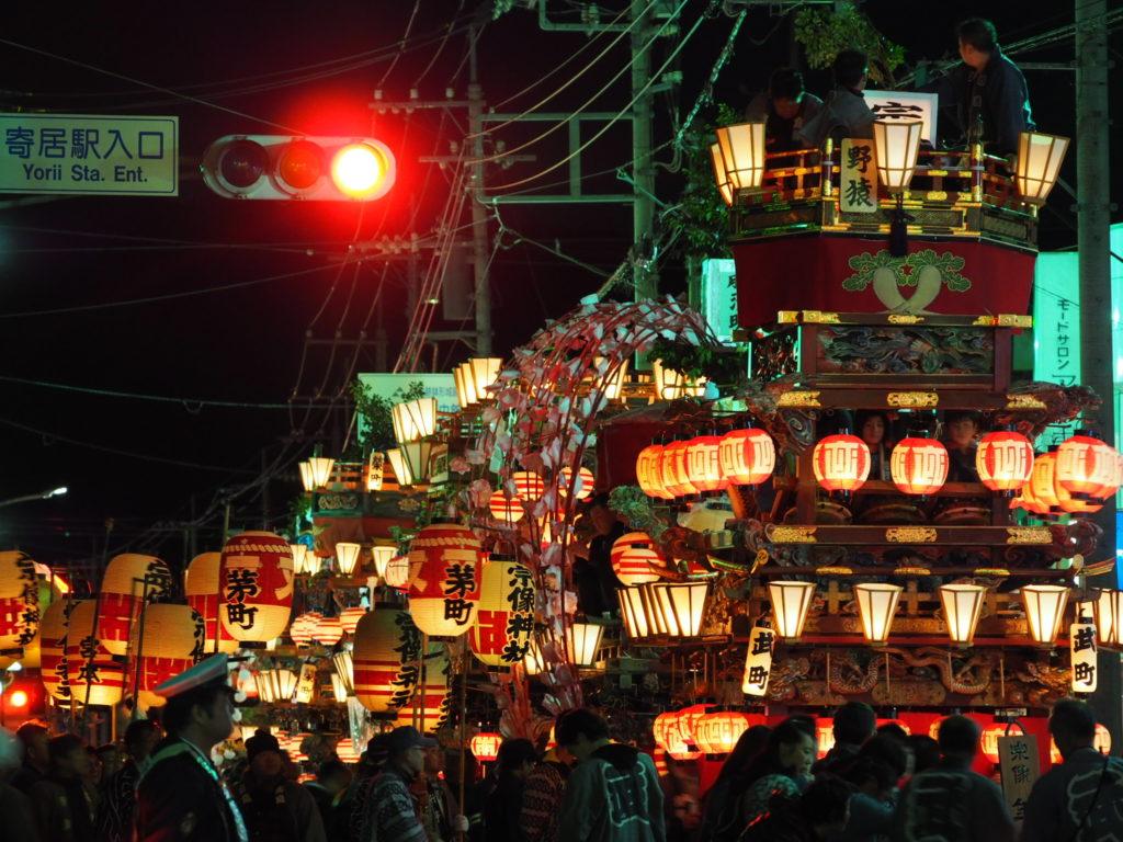 寄居秋祭り4