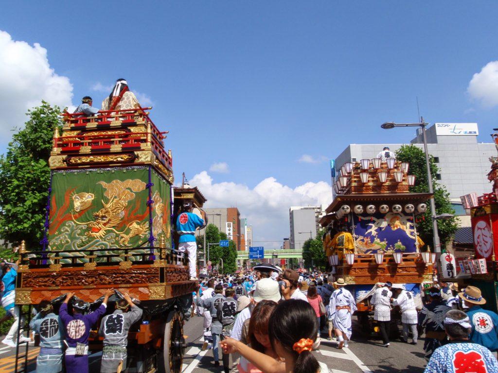 熊谷うちわ祭2