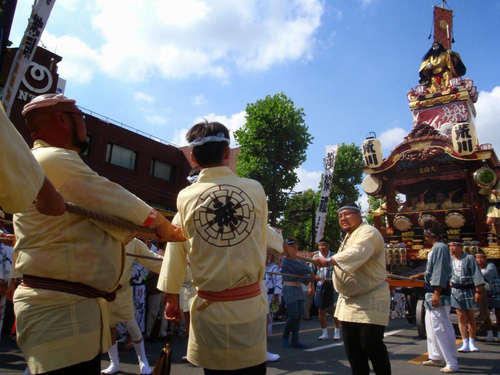 熊谷うちわ祭3