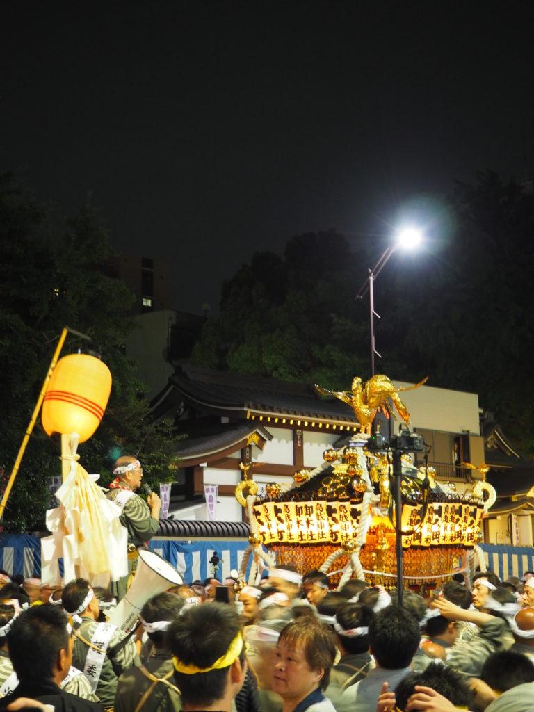 鳥越祭り5
