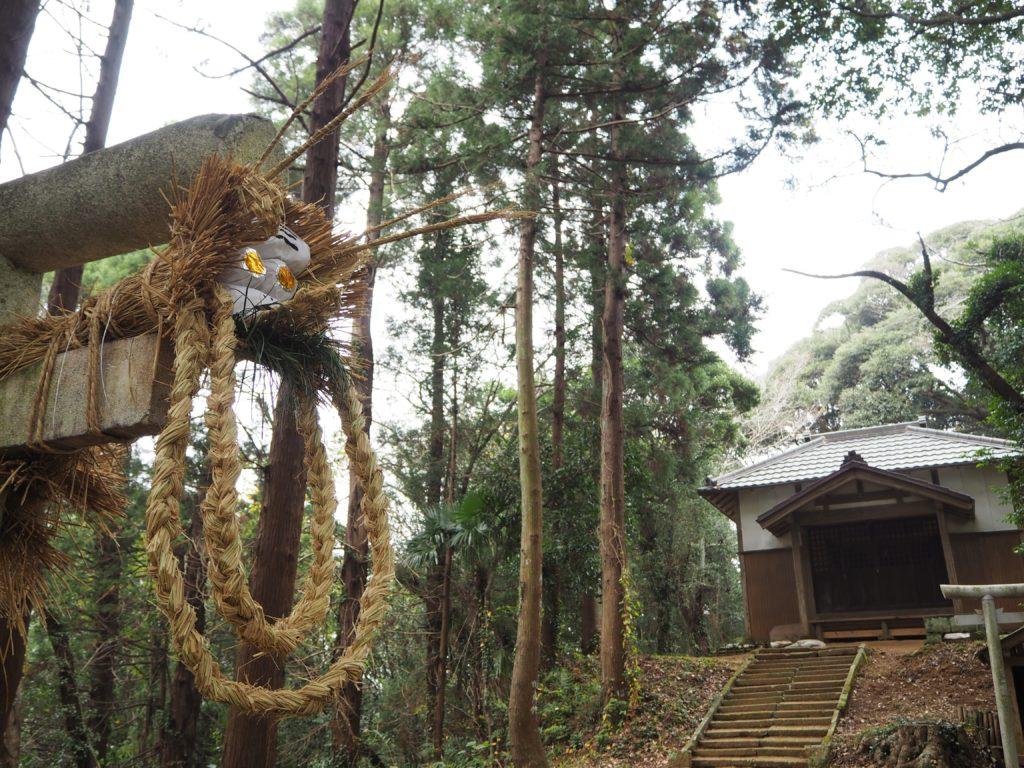 牛尾の蛇祭り2
