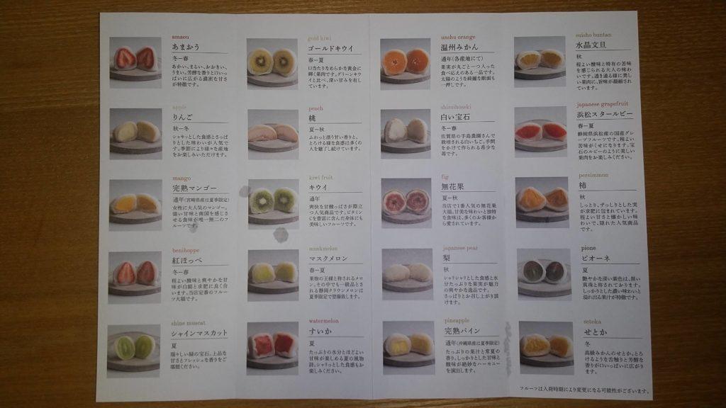 フルーツ大福6