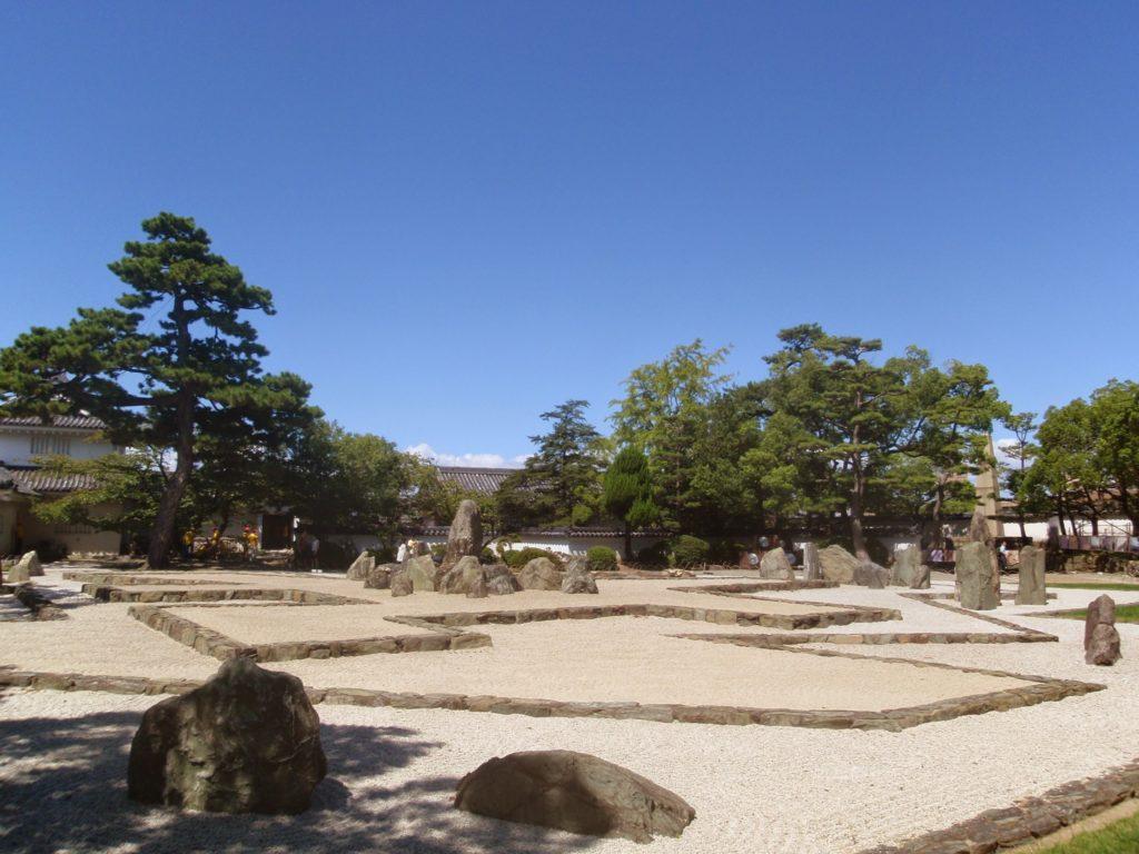 岸和田城1