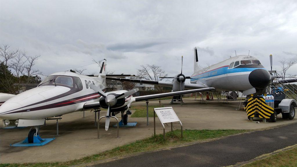 航空科学博物館2