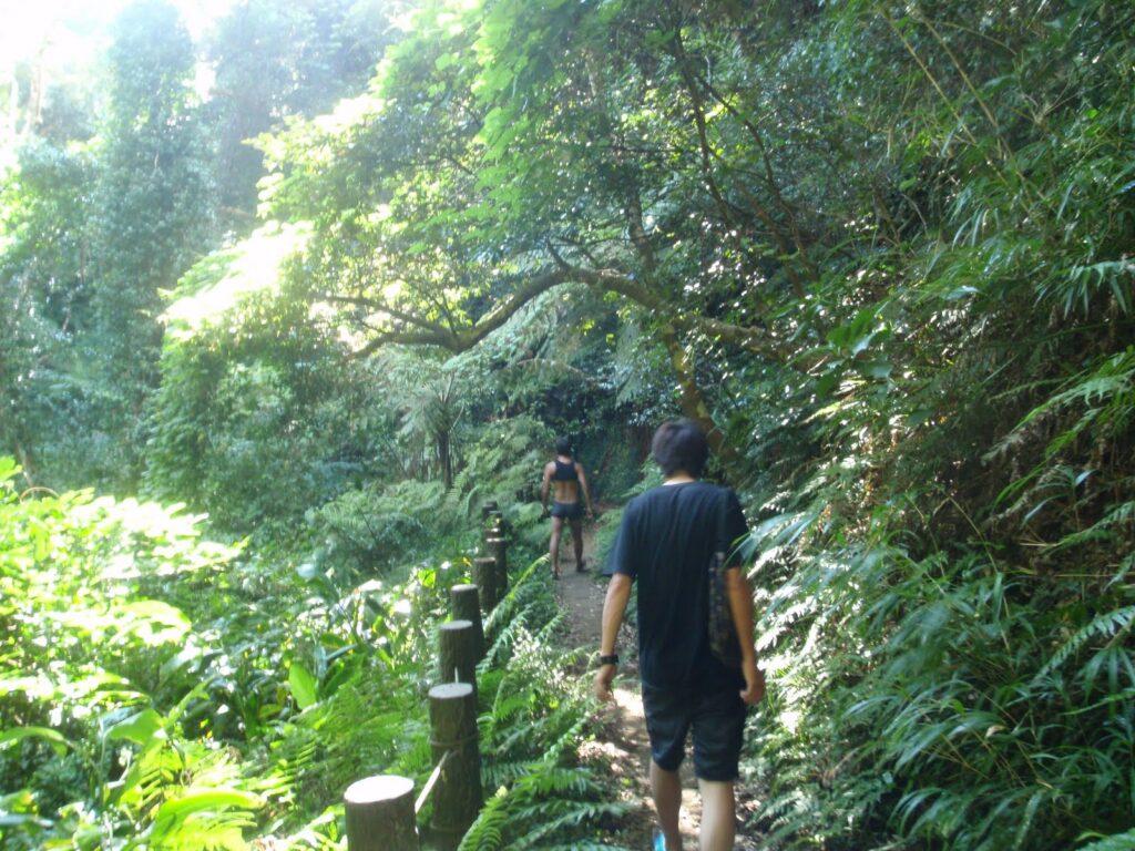 裏見ヶ滝温泉1