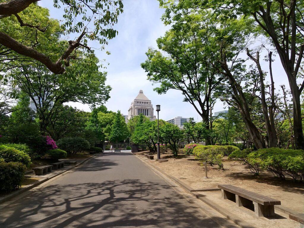 憲政記念公園2
