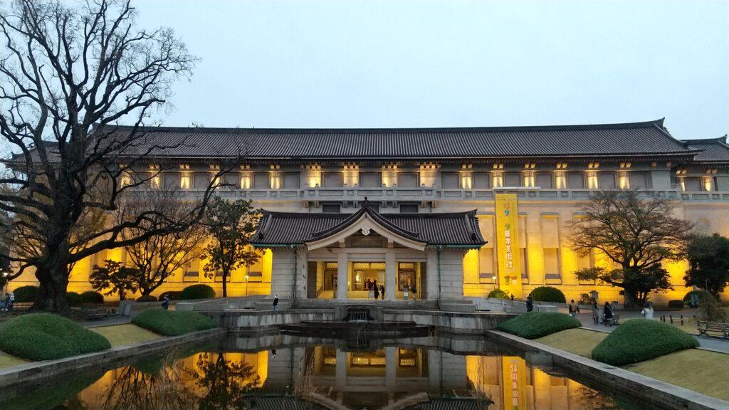 東京国立博物館1