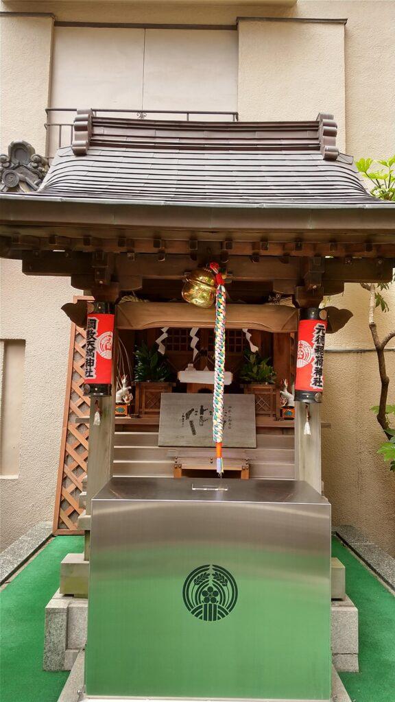 元徳稲荷神社・綱敷天満神社3