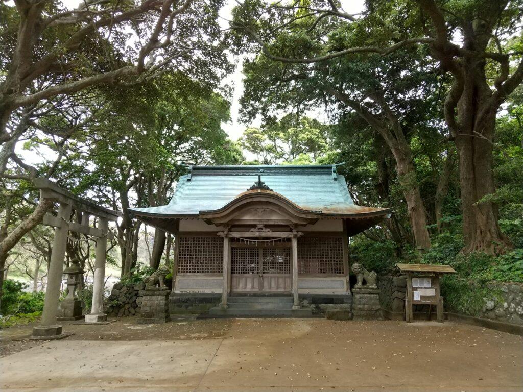 波布比咩命神社3