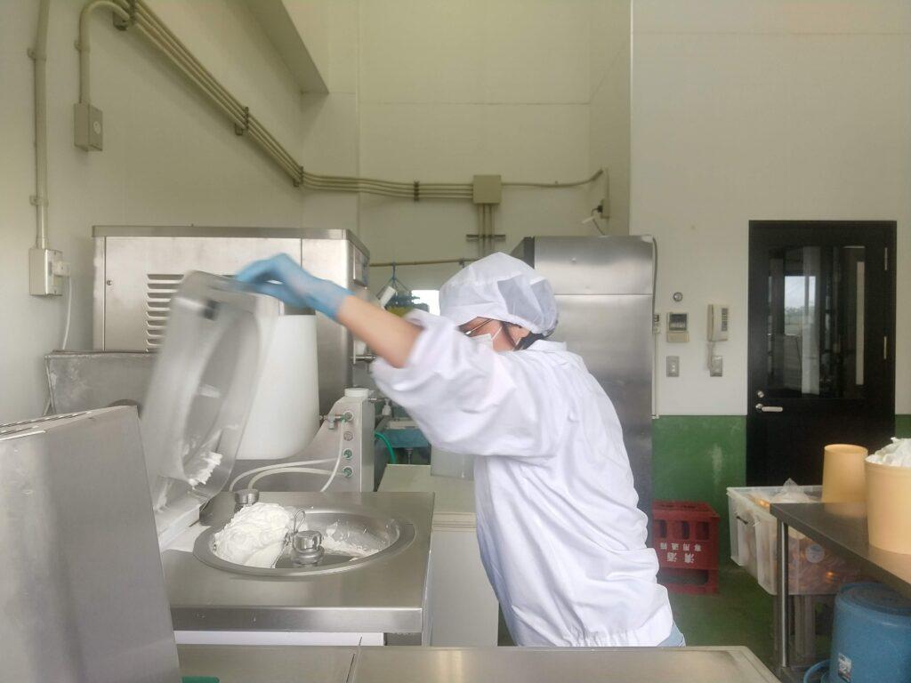 伊豆大島牛乳工場2