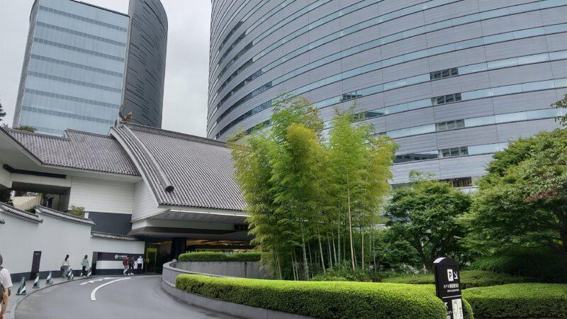 ホテル雅叙園東京外観