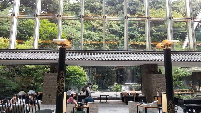 ホテル雅叙園東京_カフェ
